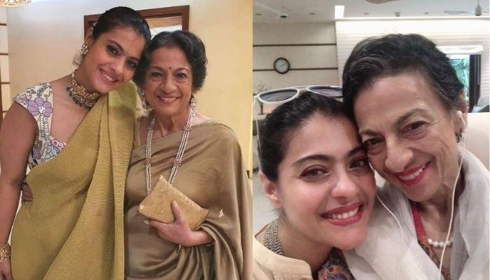 Kajol Credits Her Mother, Tanuja For Being A Wonderful Mother, Talks About How She Raised Her