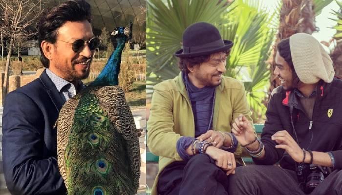 इरफान खान के बेटे बाबिल जल्द फिल्मों में करेंगे एंट्री, कहा-'ग्रेजुएशन के बाद ऑफर देखना शुरू करूंगा'