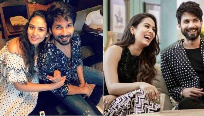 Shahid Kapoor Reveals What Kind Of Films His Wife, Mira Rajput Kapoor Wants Him To Do, She Reacts