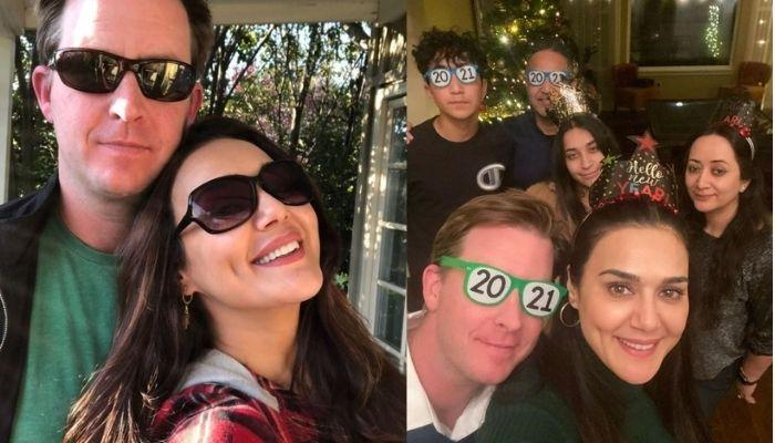 Preity Zinta Talks About Her Family's Battle With COVID-19, Says She Felt Helpless In America
