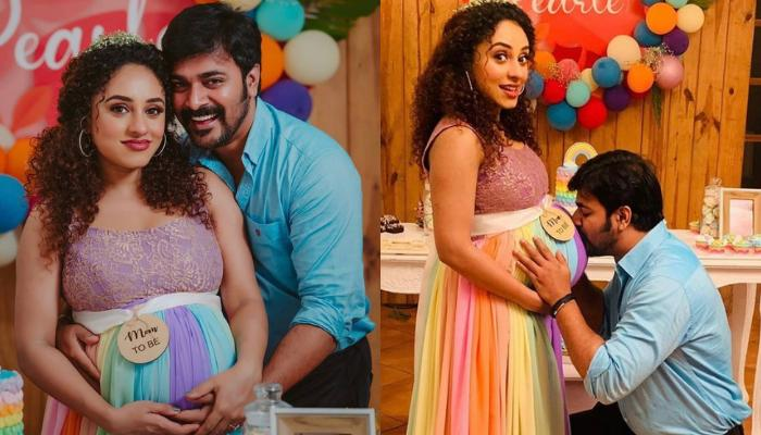 'Ludo' Fame, Pearle Maaney's Colorful Baby Shower, Her Amusement Park Themed Cake Stole The Show