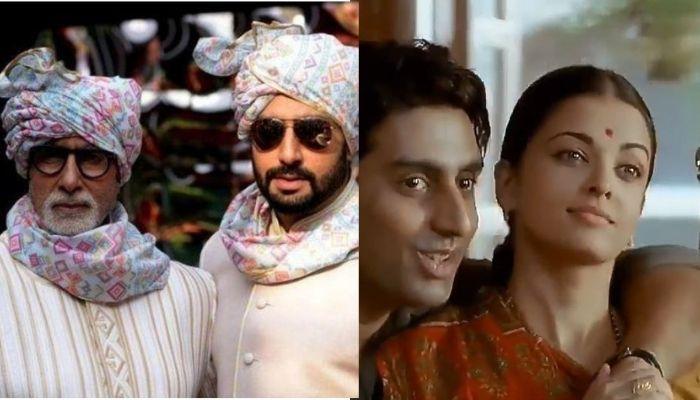 Amitabh Bachchan Lauds His Son, Abhishek Bachchan As His Movie, Guru Completes 14 Years