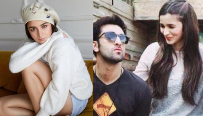 Alia Bhatt Reveals Who Her Favourite Person Is And It Is Not Her Boyfriend, Ranbir Kapoor