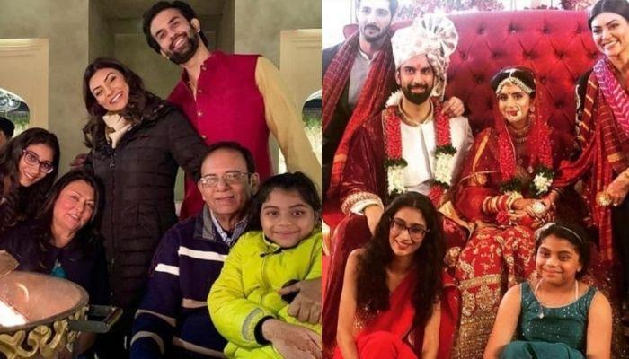 Sushmita Sen's Daughter, Renee Shares An Adorable Selfie With 'Mami', Charu Asopa, Calls Her Amazing