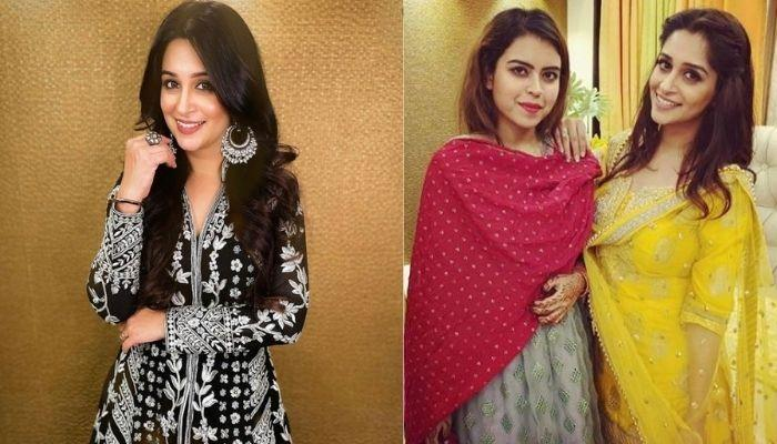 Dipika Kakar Recycles Her Old Suit, Giving It A New Statement Look, 'Nanad', Saba Ibrahim Hails Her