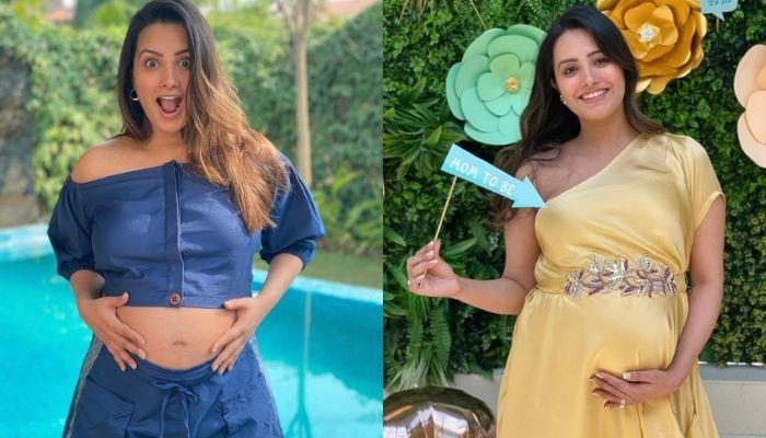 Pregger, Anita Hassanandani Is Nervous And Cannot Wait For The Baby To Pop As Her Due Date Is Soon