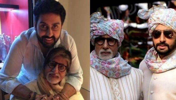 Amitabh Bachchan Recalls When Son, Abhishek Bachchan Gave His First Autograph, Shares A Picture