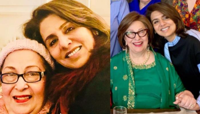 Neetu Kapoor Remembers 'Nanad' Ritu Nanda On Her First Death Anniversary, Shares A Throwback Picture