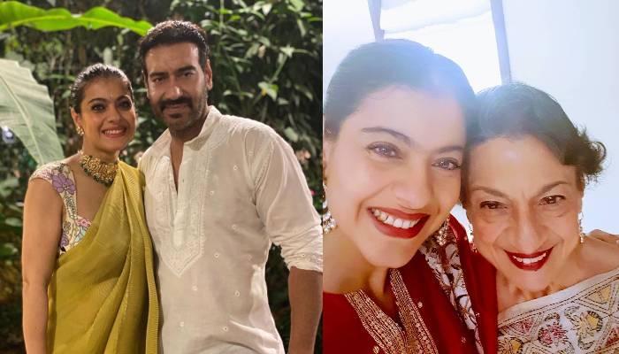 अजय देवगन के साथ काजोल की शादी के खिलाफ थे पिता सोमू मुखर्जी, मां बनी थीं सपोर्टर