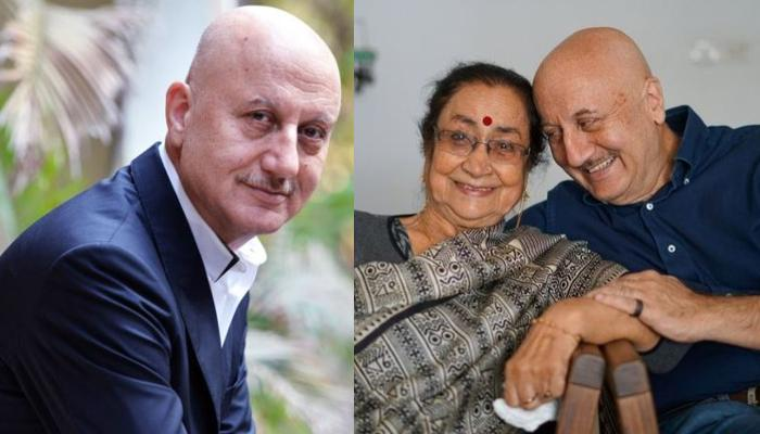 Anupam Kher Credits His Mom, Dulari For His Success In Bollywood, Recalls Her Values And Sacrifices