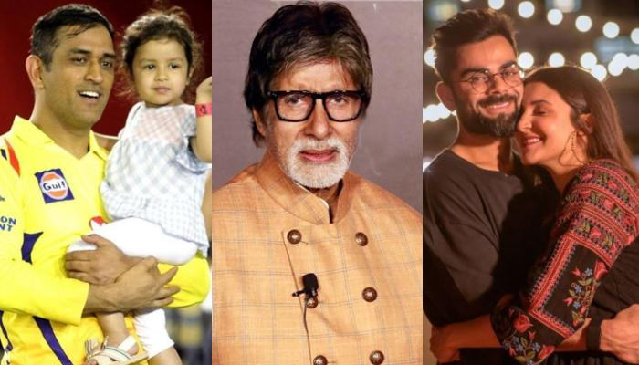 Amitabh Bachchan Predicts MS Dhoni's Daughter, Ziva's Future After Virat Kohli Welcomed A Baby Girl