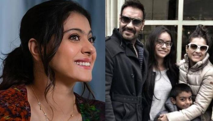 Kajol Reveals Why It Was An 'Intense And Interesting' Quarantine Phase With Ajay Devgn, Nysa And Yug