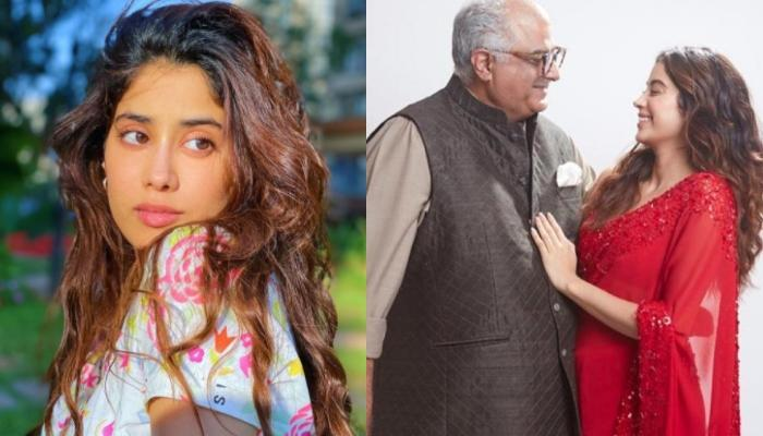 Janhvi Kapoor Reveals How She Once Lied To Her Father, Boney Kapoor About Her Las Vegas Trip