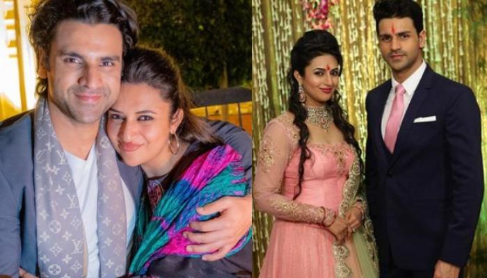 Divyanka Tripathi Shares A Heartmelting Wish For Hubby, Vivek Dahiya On Their Engagement Anniversary