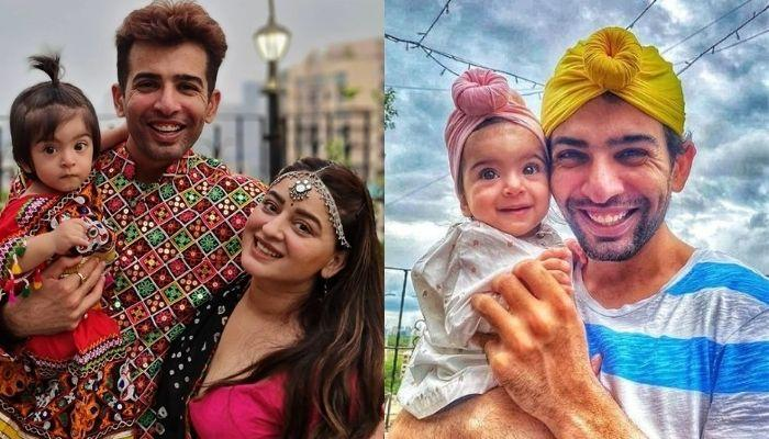 Mahhi Vij Records Daughter, Tara Feeding Her Daddy, Jay Bhanushali From Her Plate On A Dinner Date