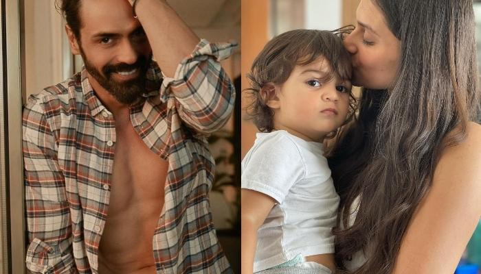 Arjun Rampal's Daughter, Mahikaa Rampal Turns A Year Older, The Doting Daddy Pens A Cute Note