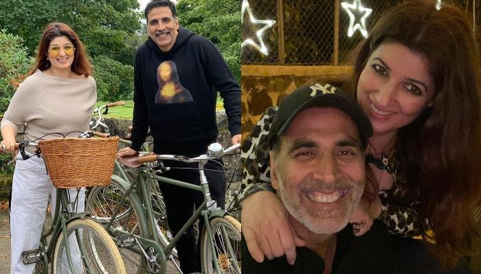 Akshay Kumar Reveals Twinkle Khanna Still Makes His Heart Flutter Even After 20 Years Of Marriage