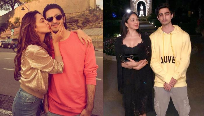 Kiara Advani And Her Brother Mishaal Advani's 'Twinning In White Photo' Shows Their Huge Resemblance