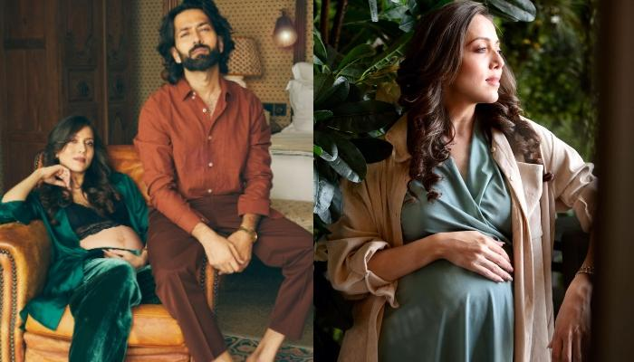 Nakuul Mehta's Wife, Jankee Parekh Opens Up On Her Experience Of Feeling The Baby Kicks