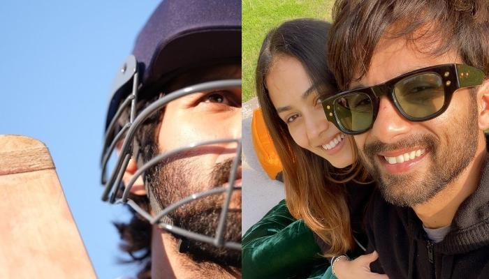 Mira Rajput Kapoor Cheers For Hubby, Shahid Kapoor As His Upcoming Film, 'Jersey' Got A Release Date