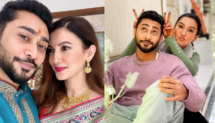 Gauahar Khan And Zaid Darbar Jet Off For A Vacation, He Shares Adorable Pictures With His Ladylove
