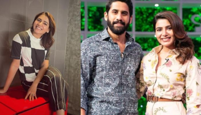 Samantha Akkineni's Flirtatious Comment On Hubby, Naga Chaitanya's Picture Is Every Doting Wife Ever