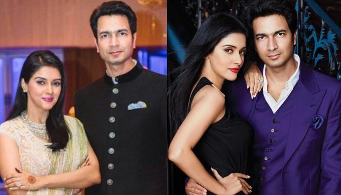 Asin Thottumkal's Hubby, Rahul Sharma Wonders 'Kaise Mujhe Tum Mil Gayi' In An Unseen Wedding Photo