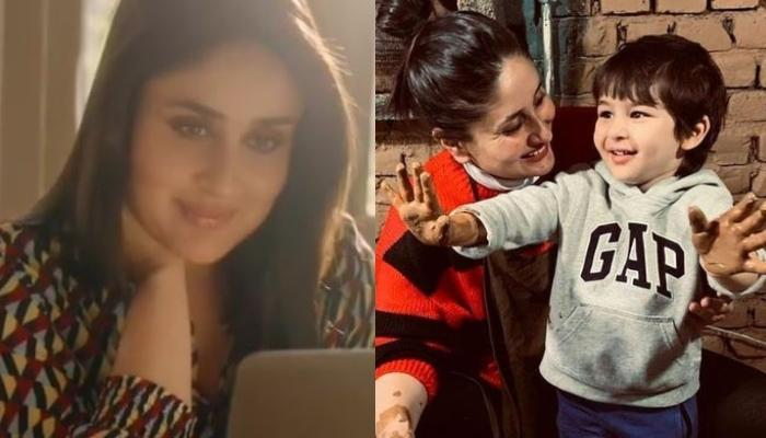 Kareena Kapoor Khan's Happiness Knows No Bounds In Candid Selfie With Her Little One Taimur Ali Khan
