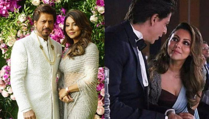 Gauri Khan Flaunts Her 'Sindoor' In This Candid Romantic Video With Her Husband, Shah Rukh Khan