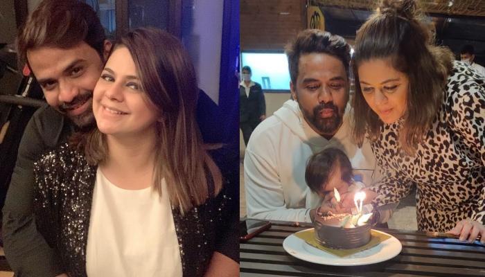 6 महीने की हुई रुचा गुजराती की नन्ही परी, एक्ट्रेस ने बेटी से कटवाया अनोखा केक