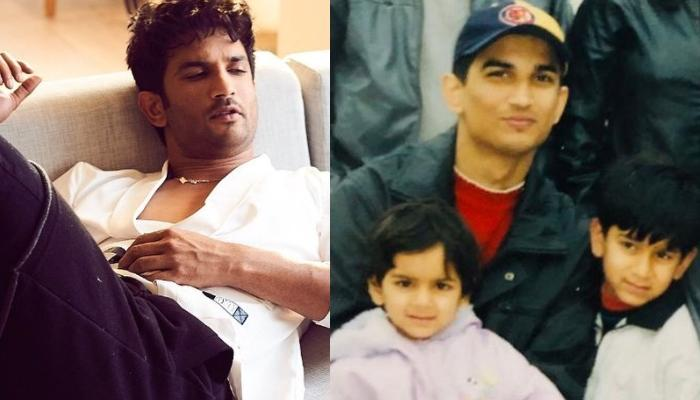 Sushant Singh Rajput's Niece, Mallika Shares Unseen Pictures Of Her 'Mamu' On His Birth Anniversary