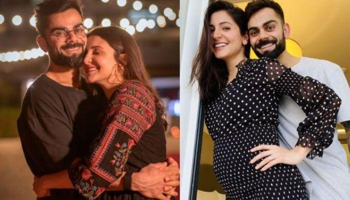 Anushka Sharma And Virat Kohli's First Appearance As Parents, Take Their Newborn Baby Girl To Clinic