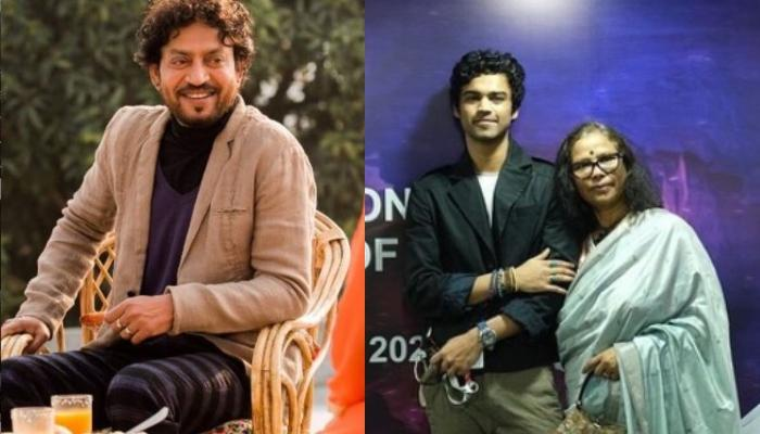 Irrfan Khan's Wife, Sutapa Sikdar Gets Emotional Remembering Him, Shares Anecdotes From Theatre Days