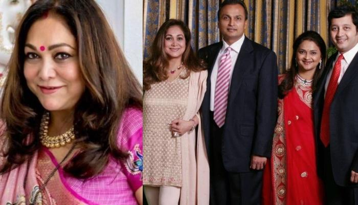 Tina Ambani Pens An Adorable Wish For Her 'Super Special' 'Nanad', Dipti Salgaoncar On Her Birthday