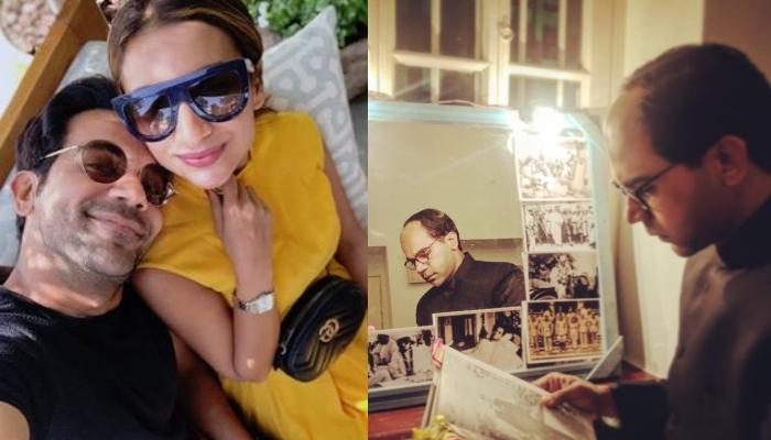 Patralekhaa Recalls Beau, Rajkummar Rao's Series, 'Bose' On Subhash Chandra Bose's Birth Anniversary