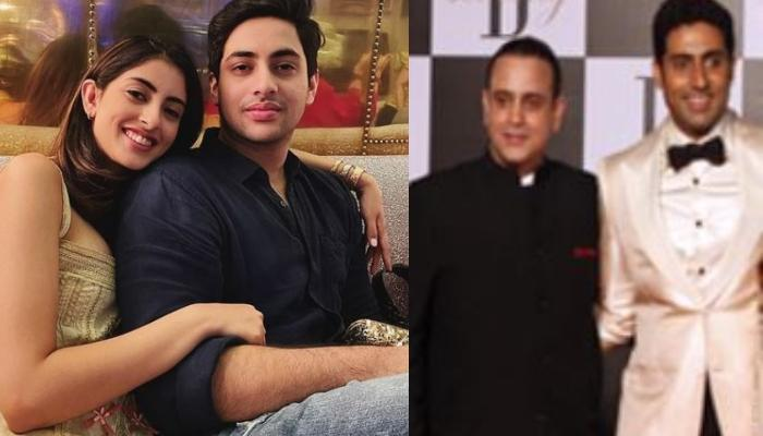 Navya Nanda And Agastya Nanda Are Proud Of Dad Nikhil Nanda, Abhishek Bachchan Sends His Love To BIL