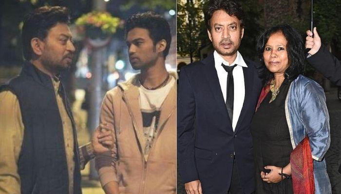 Irrfan Khan's Son, Babil Khan Celebrates His Mother, Sutapa Sikadar's Birthday In A Queen's Style