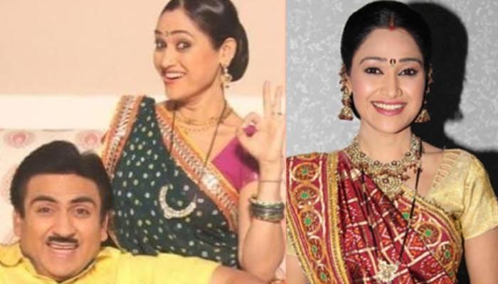 Disha Vakani's Selfie With Dilip Joshi Makes Her Fans Wonder If She's Returning On 'Taarak Mehta...'