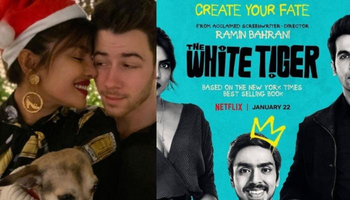 Priyanka Chopra Gets A Gift From Nick Jonas For 'The White Tiger', Calls Him The Best Husband Ever