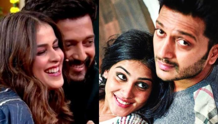 Genelia Deshmukh's 'Forever Waali Love Story' With Riteish Deshmukh Makes Us Believe In True Love