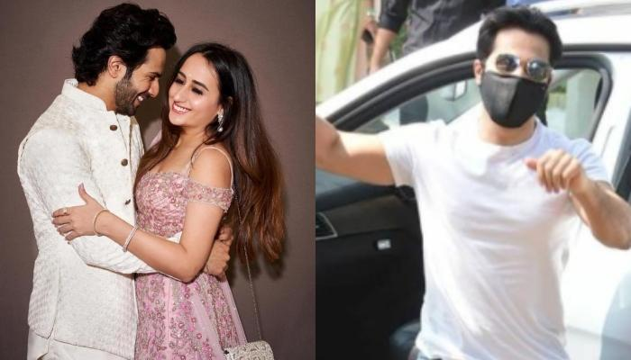Soon-To-Be-Dulha, Varun Dhawan Reaches The Venue Of His Much-Awaited Wedding With Natasha Dalal