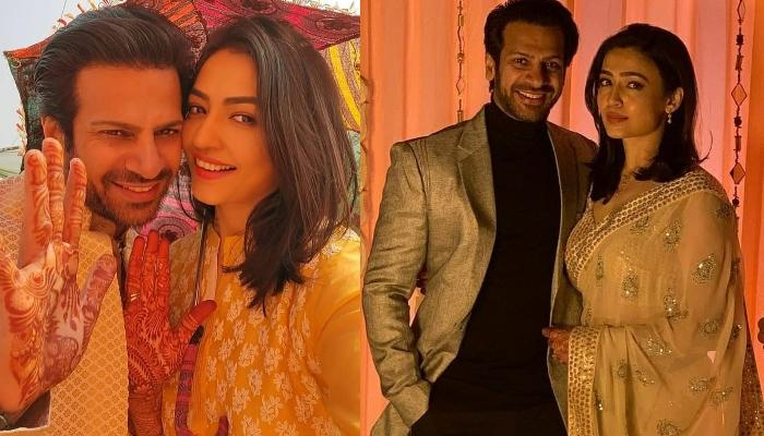 Karan Veer Mehra Gets Married To His Longtime GF, Nidhi V Seth In A Gurudwara Wedding