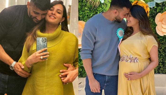 Anita Hassanandani's Hubby, Rohit Reddy Shares Cute Pictures Of Kissing His Wife's Baby Bump