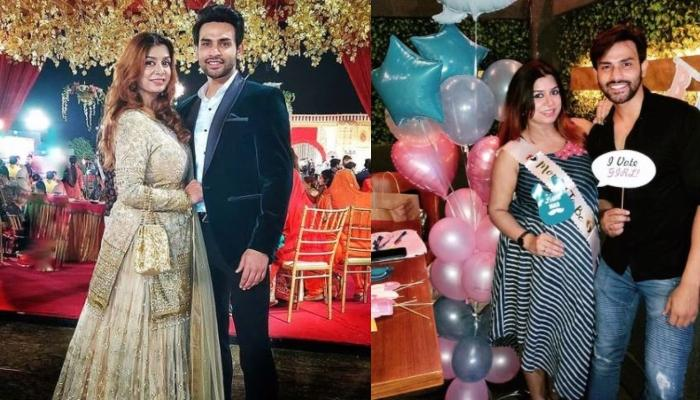 Naman Shaw Shares Stunning Pictures From His Wife, Neha Mishra Shaw's Surprise Baby Shower