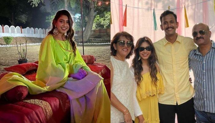 Niti Taylor Pens The Cutest Wish For Her Parents-In-Law On Their 33rd Anniversary, Shares Pictures