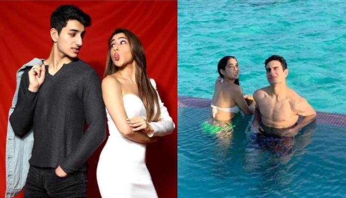 Sara Ali Khan Shares Sizzling Vacation Pictures, Reveals Brother Ibrahim Ali Khan Called Her 'Fatty'