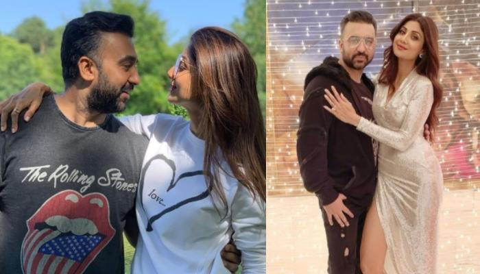 Shilpa Shetty's Date Night Picture With Hubby Raj Kundra Gives A Glimpse Of Their Happy Married Life