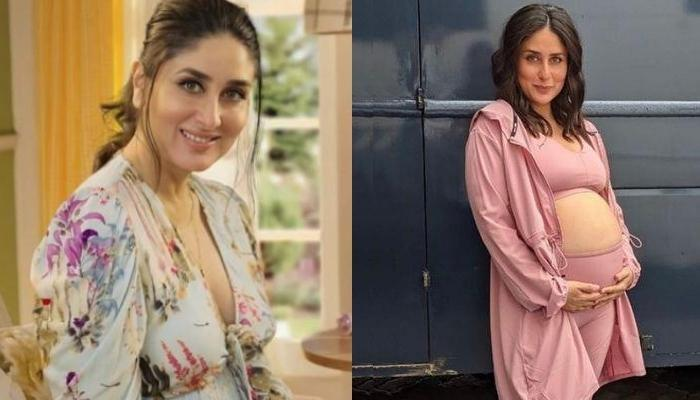 Kareena Kapoor Khan Flaunting Her Baby Bump While Doing Yoga Is An Epitome Of Pure Pregnancy Goals