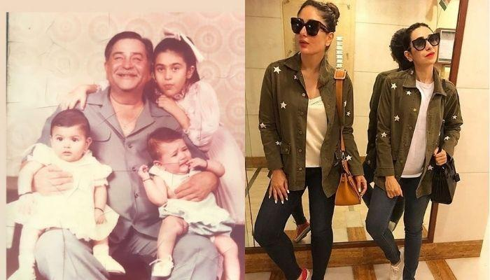 Karisma Kapoor Shares A Lovely Picture From Her Dadaji, Raj Kapoor's Favourite Spot, Misses Kareena