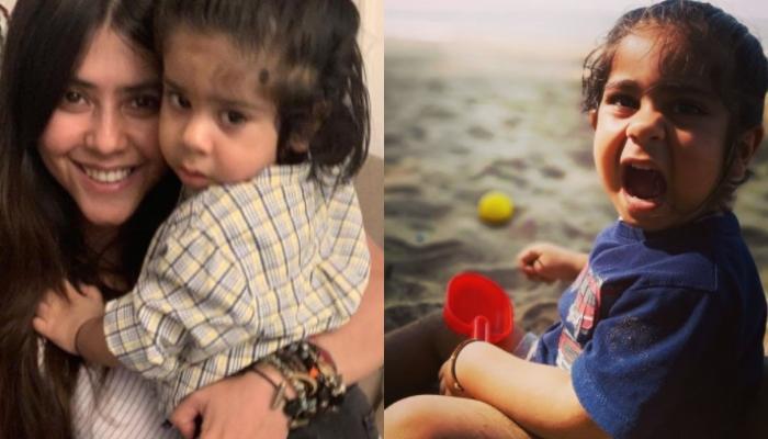 Ekta Kapoor Pens A Heartmelting Birthday Wish For Her Son, Ravie Kapoor, Calls Him Her Landmark Gift